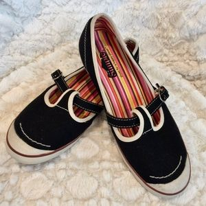 Simple Sneaker Flats